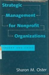 Strategic Management for Nonprofit Organizations