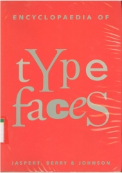 Encyclopedia of Type Faces